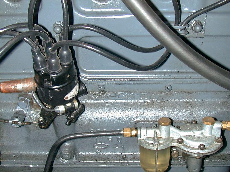Engine Numbers on Chevy 4 3 Plug Gap